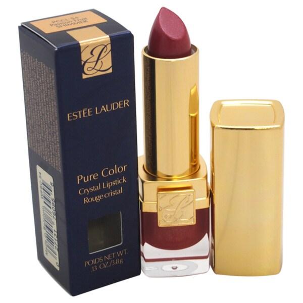 Estee Lauder 54 Passion Fruit Pure Color Crystal Lipstick