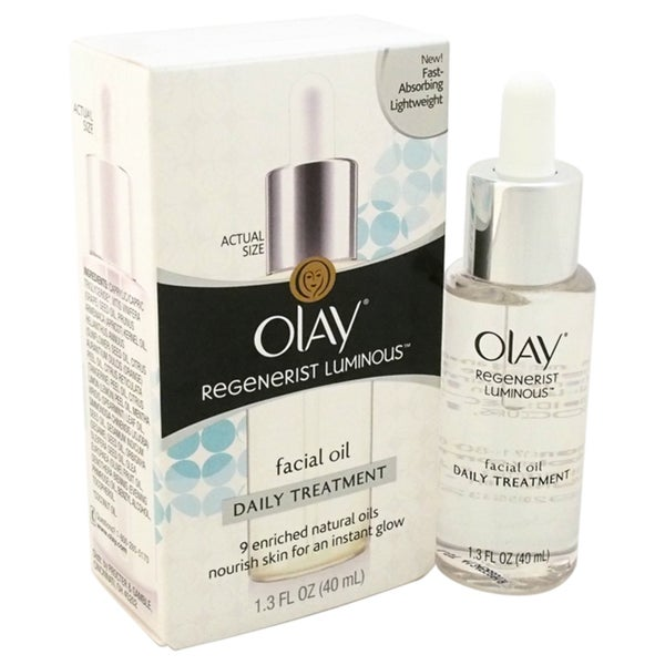 Olay Regenerist Luminous 1.3-ounce Facial Oil Daily Treatment