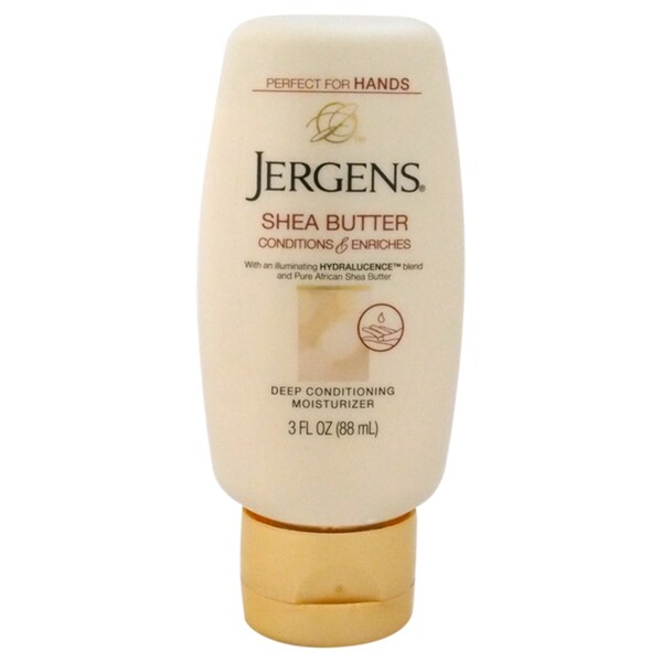 Jergens Shea Butter Deep Conditioning 3-ounce Moisturizer