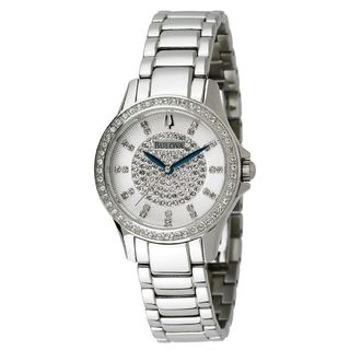 Bulova Women's 96L176 'Classic' Stainless Steel Watch