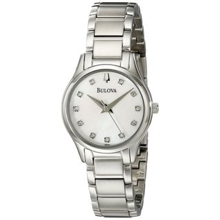 Bulova Women's 96P141 Stainless Steel Watch