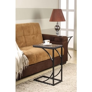 K & B T05 Side Table Black Finish