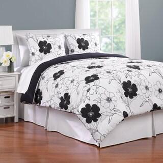 Floral Millbrooke 3-piece Comforter Set