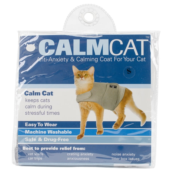 Calm Cat Coat -Grey