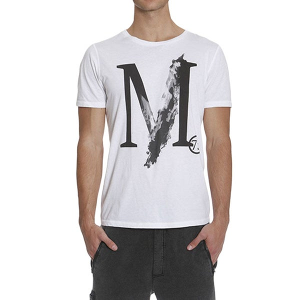 Members Only Men's Watercolor Jersey Tee