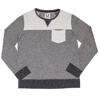 Members Only Men's French Terry Pullover