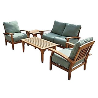 The Soleil Collection Teak Wood Seating