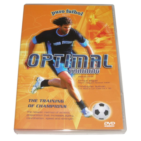 Puro Futbol Optimal Pro Soccer Basic Training DVD by Chris Sullivan 15767847