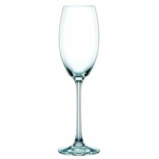 Nachtmann Vivendi Champagne Glasses 9-Ounce (Set of 4)
