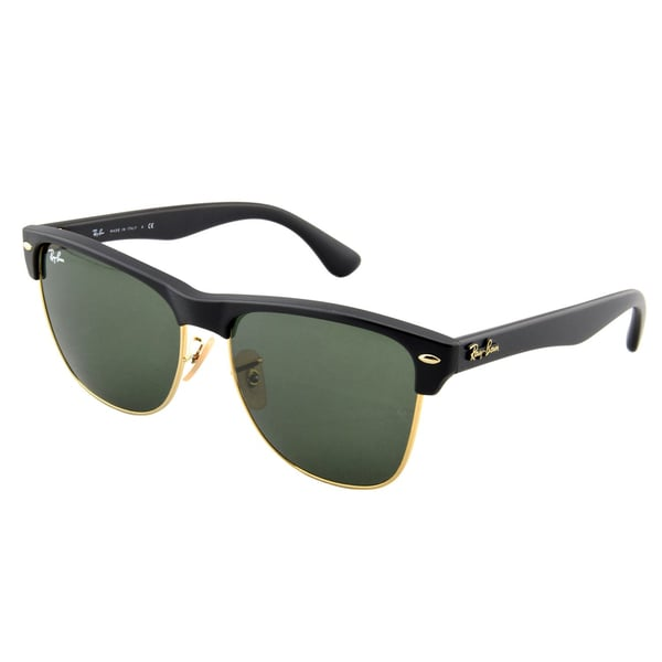 Ray-Ban RB4175 Clubmaster Sunglasses (G-15XLT Lens) - 57MM