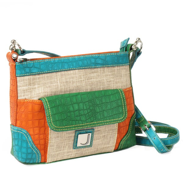 Joanel Multicolor Small Crossbody Bag