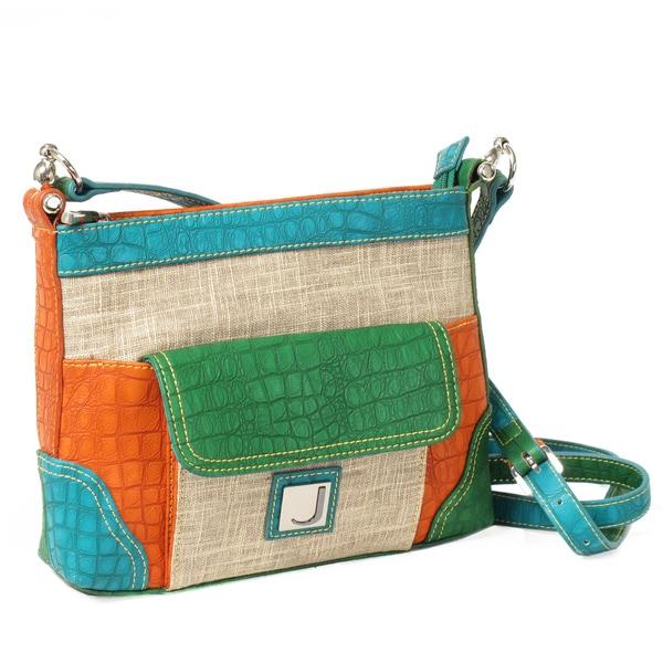 Joanel Multicolor Small Crossbody Bag