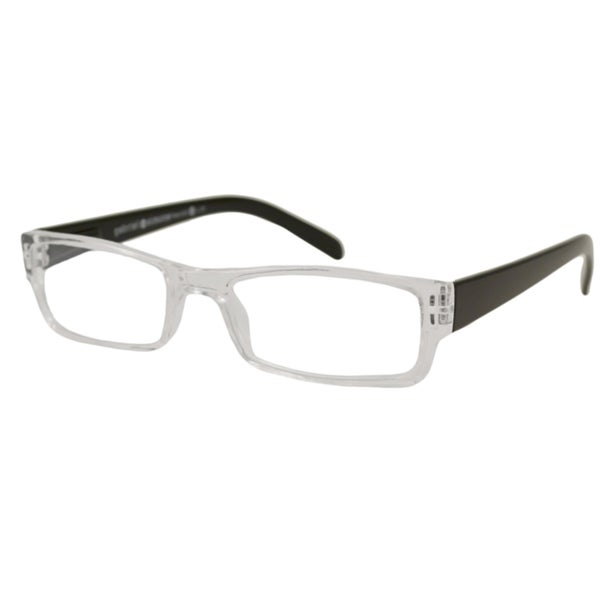 Gabriel + Simone Men's/ Unisex Renne Rectangular Reading Glasses 15768753