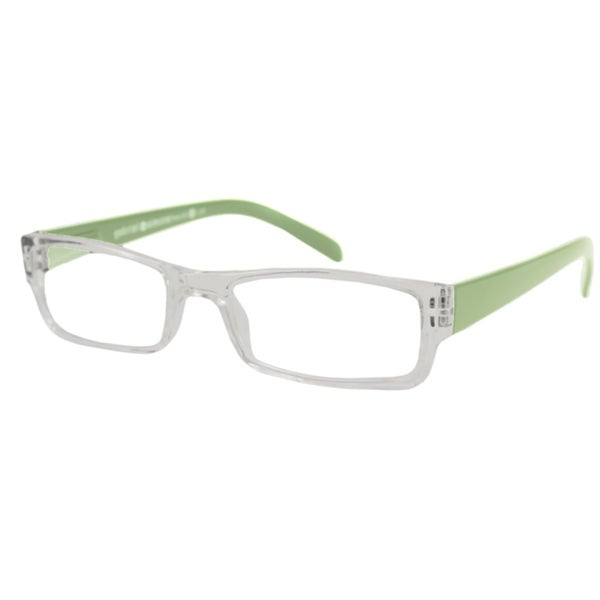 Gabriel + Simone Men's/ Unisex Renne Rectangular Reading Glasses 15768760