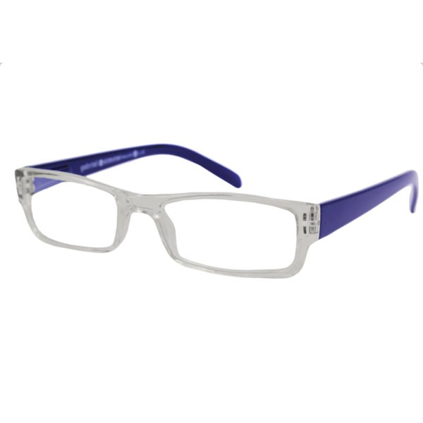 Gabriel + Simone Men's/ Unisex Renne Rectangular Reading Glasses 15768783