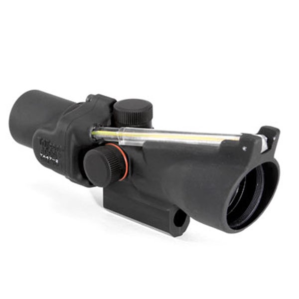 Trijicon ACOG 2x20 M16 Base Amber Triangle Reticle and Bindon Aiming Concept
