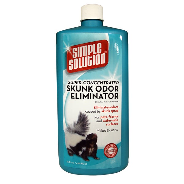 Simple Solution 16-ounce Skunk Odor Eliminator
