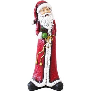 Tall Skinny Santa Christmas 27-inch Figurine