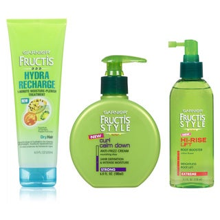 Garnier Fructis Hair Care & Style 3-piece Set