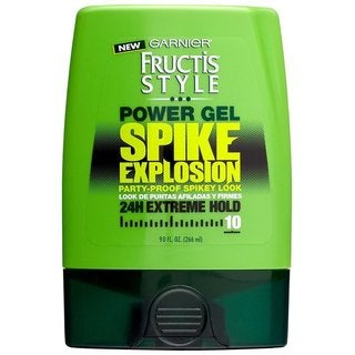Garnier Fructis Style 9-ounce Power Gel Spike Explosion 24-hour Extreme Hold