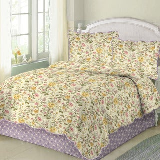 Martinique 3-piece Quilt Set