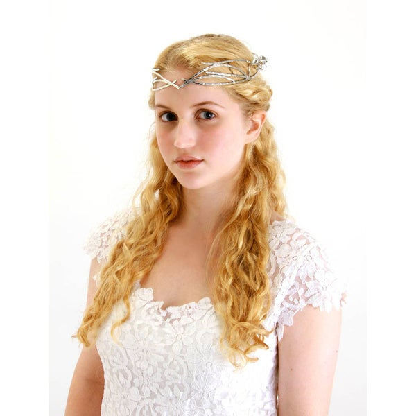 Lord Of The Rings Galadriel Elf Crown