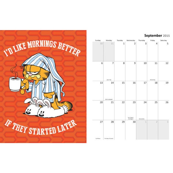 Garfield Aug 2015 - Dec 2016 17-month Spiral Engagement Planner