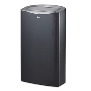 LG Portable Air Conditioner Cooling LP1414GXR - Cooler - 14000 BTU/h Cooling Capacity - Silver, Gray 300341816