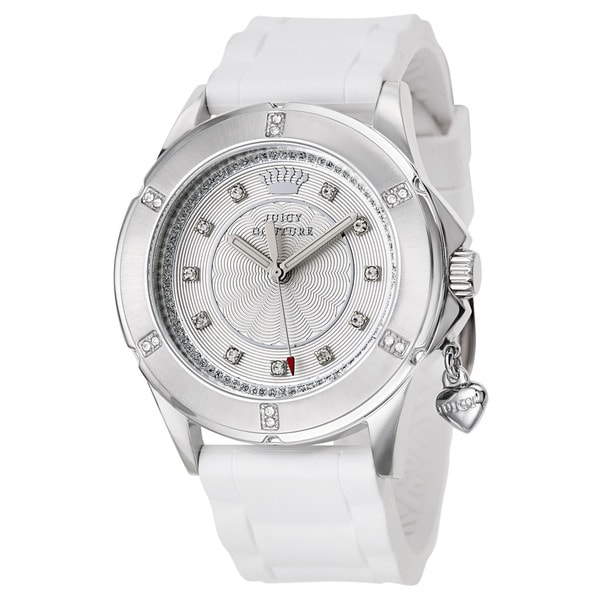 Juicy Couture Women's 'Rich Girl' Stainless Steel Quartz Watch