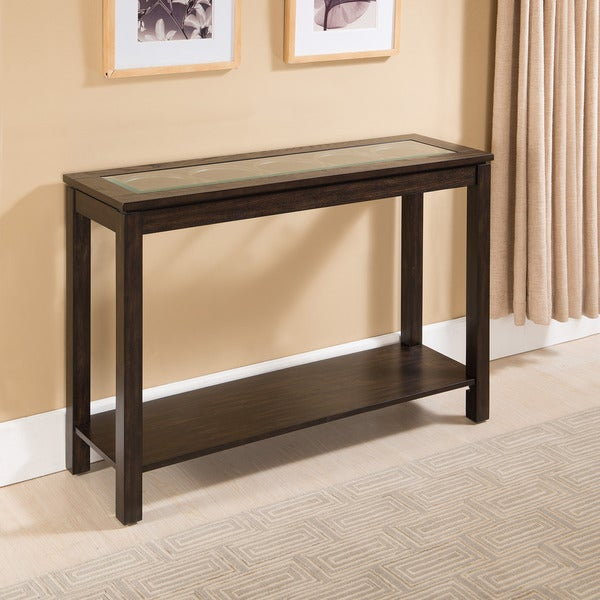 Circa Dark Oak Console Table