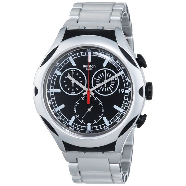 Swatch Men's YYS4000AG 'Irony' Chronograph Stainless Steel Watch