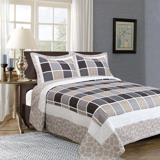 Nottingham Collection 3-Piece Quilt Set