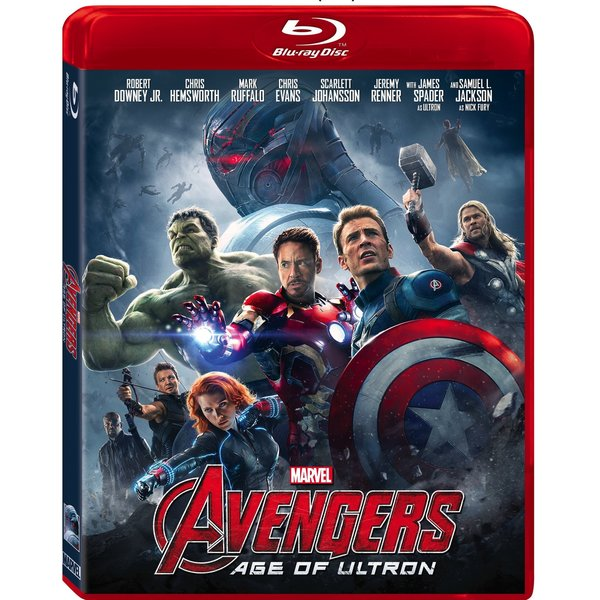 Marvel's Avengers: Age Of Ultron (Blu-ray Disc) 15771312