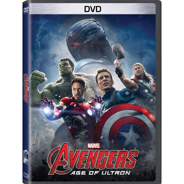 Marvel's Avengers: Age Of Ultron (DVD) 15771313