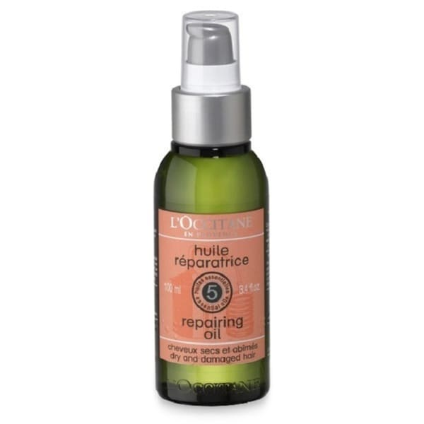 L'Occitane Aromachologie Repairing 3.4-ounce Hair Oil