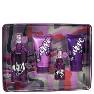 Liz Claiborne Curve Crush 4-piece Gift Set