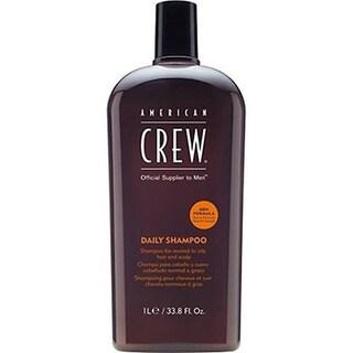 American Crew 33.8-ounce Daily Shampoo