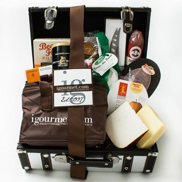 The Platinum Foodie Gift Case
