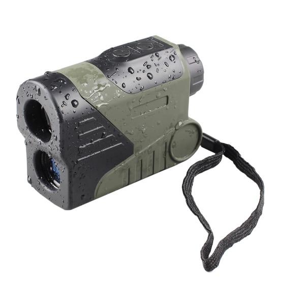 Luna Optics Laser Rangefinder Plus Speed Meter