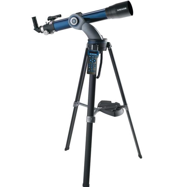 Meade StarNavigator 102mm Refractor Telescope
