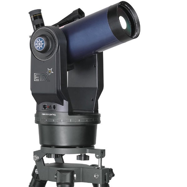 Meade ETX-90 Maksutov-Cassegrain Portable Observatory with UHTC