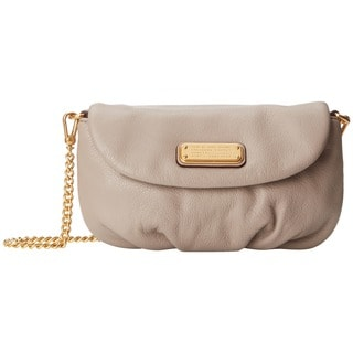 Marc By Marc Jacobs 'New Q Karlie' Cement Crossbody