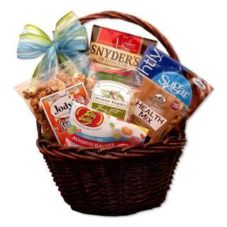Sugar-free Gift Basket