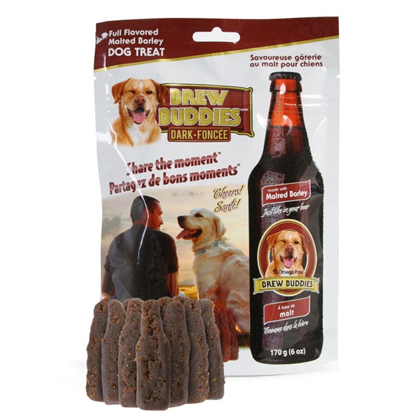 Brew Buddies Dark Bottle Treats