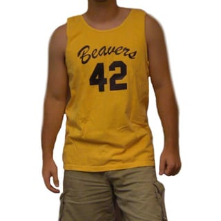 Scott Howard #42 Beavers Teen Wolf Basketball Jersey
