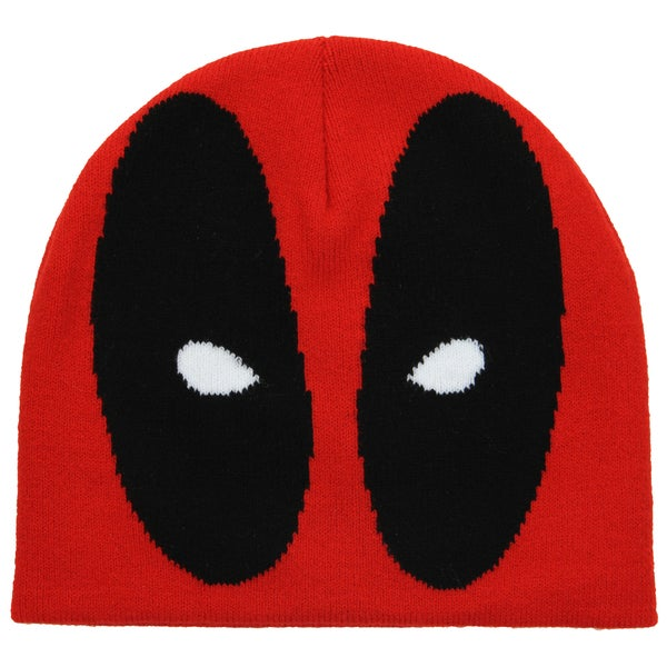 Marvel Deadpool Beanie Skull Cap