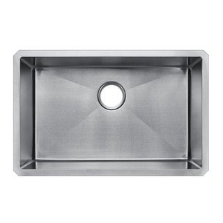 Starstar 32 X 21 Undermount 16 Gauge 304 Stainless Steel Kitchen Sink Bowl