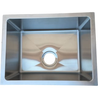 Starstar 21 X 16 Undermount 16 Gauge 304 Stainless Steel Kitchen Sink Bowl