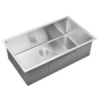 Starstar 32 X 19 Undermount 16 Gauge 304 Stainless Steel Kitchen Sink Bowl