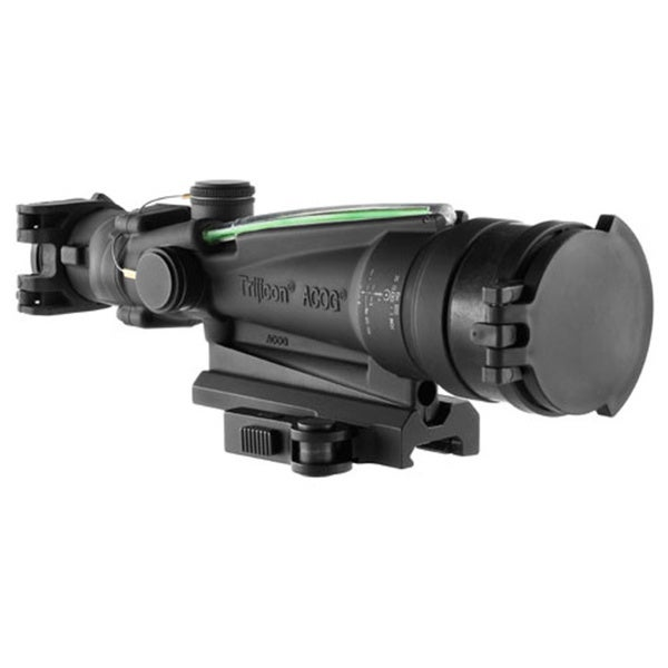 Trijicon ACOG 3.5x35 Dual Illuminated Green Horseshoe/Dot Reticle